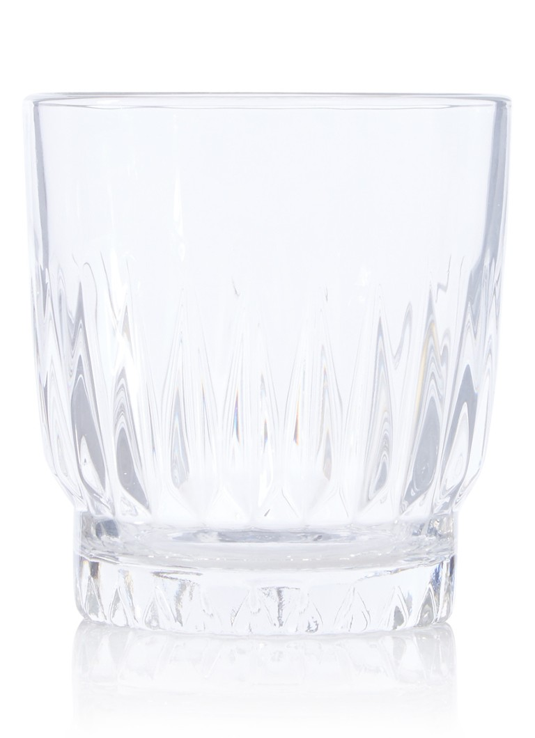 Libbey - Winchester Rocks glas 30 cl - Transparant