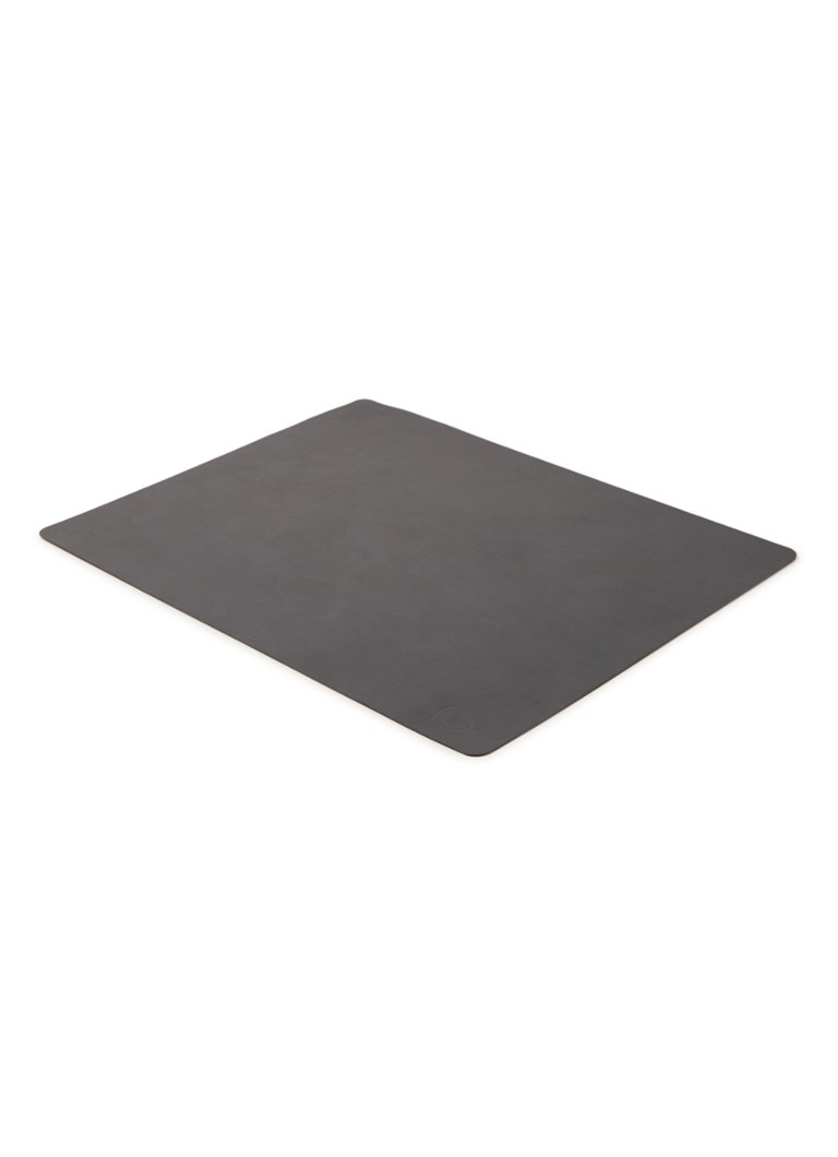 LIND DNA - Double Square placemat 35 x 45 cm - Grijs