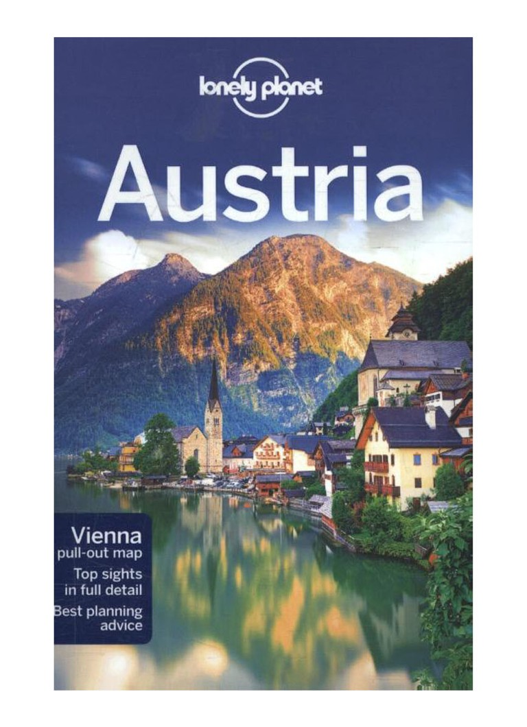 Lonely Planet - Austria - null