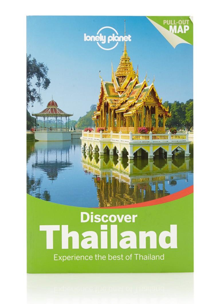 Lonely Planet Discover Thailand • de Bijenkorf