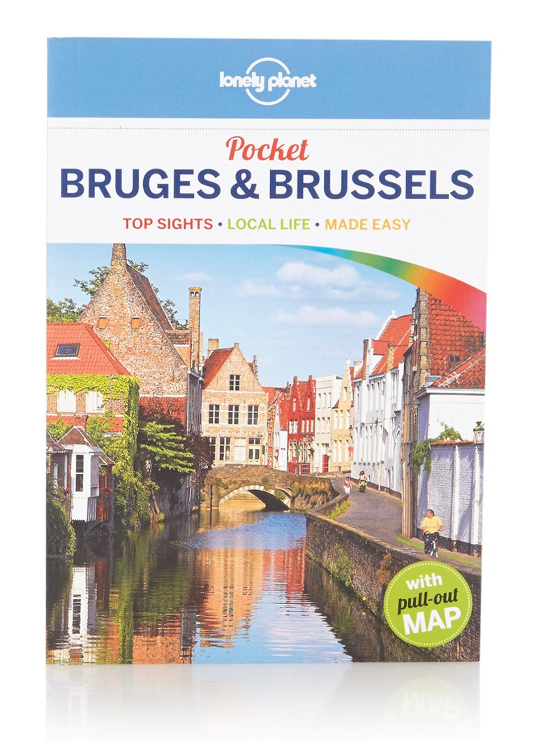 Lonely Planet - Pocket: Bruges & Brussels - null