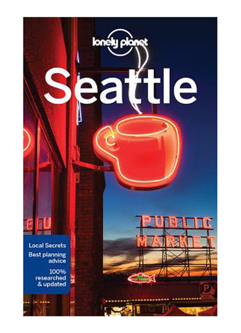 Lonely Planet - Seattle - null