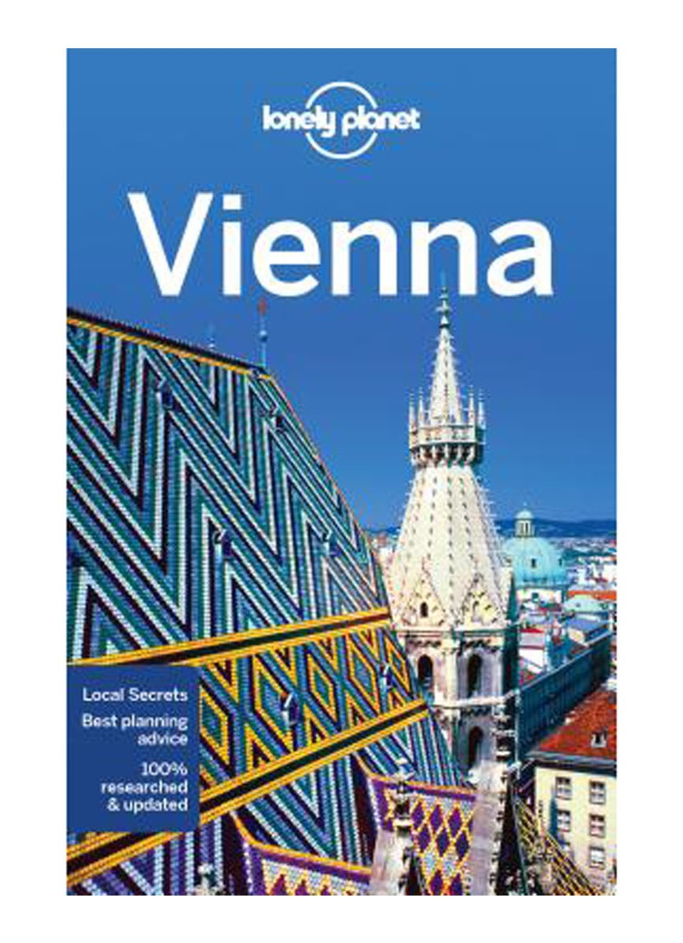 Lonely Planet - Vienna - null