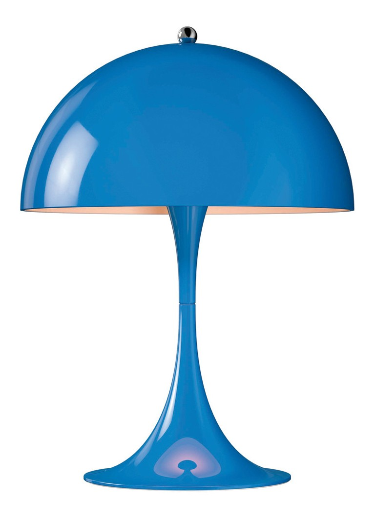 Louis Poulsen - Panthella Mini tafellamp LED - Blauw