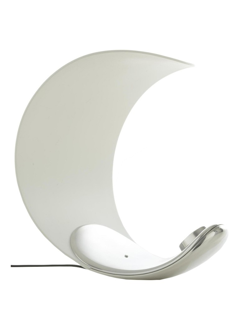 Luceplan - Curl tafellamp LED - Chroom