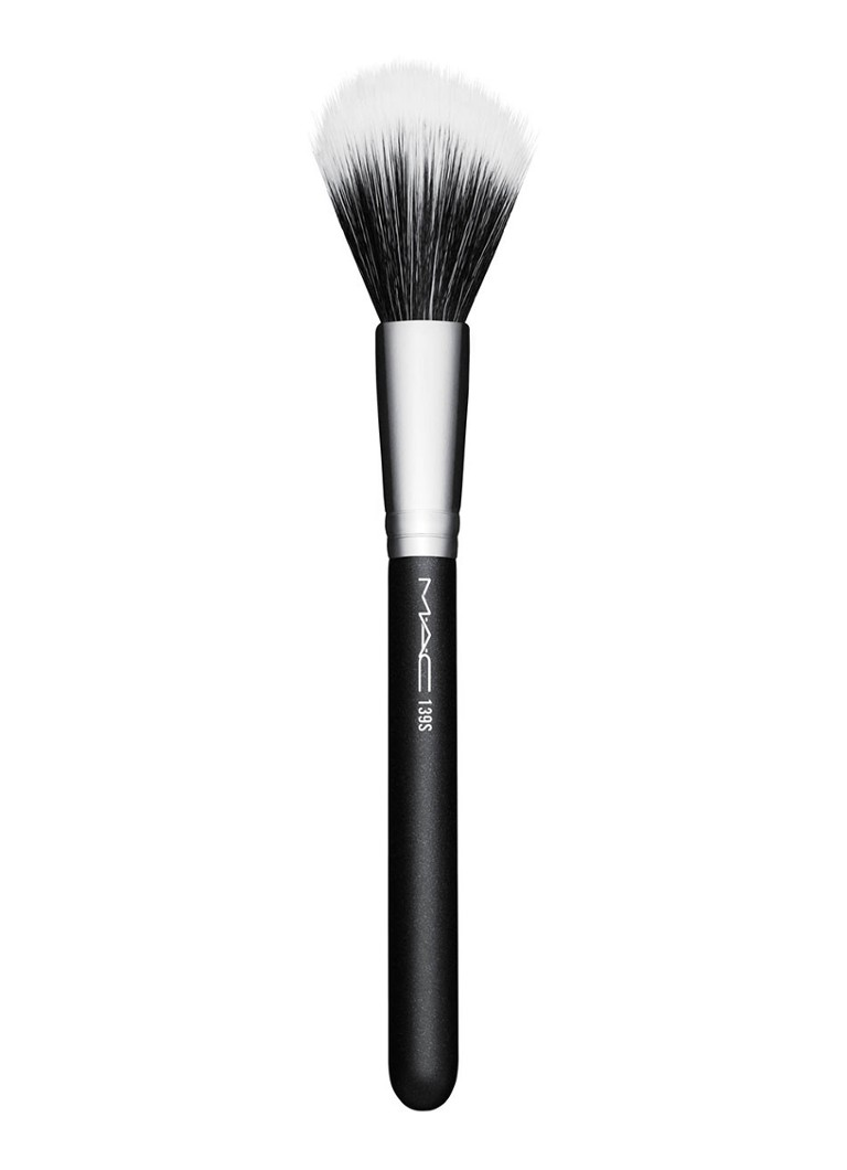 M·A·C - 139S Duo Fibre Tapered Face Brush - poederkwast - null
