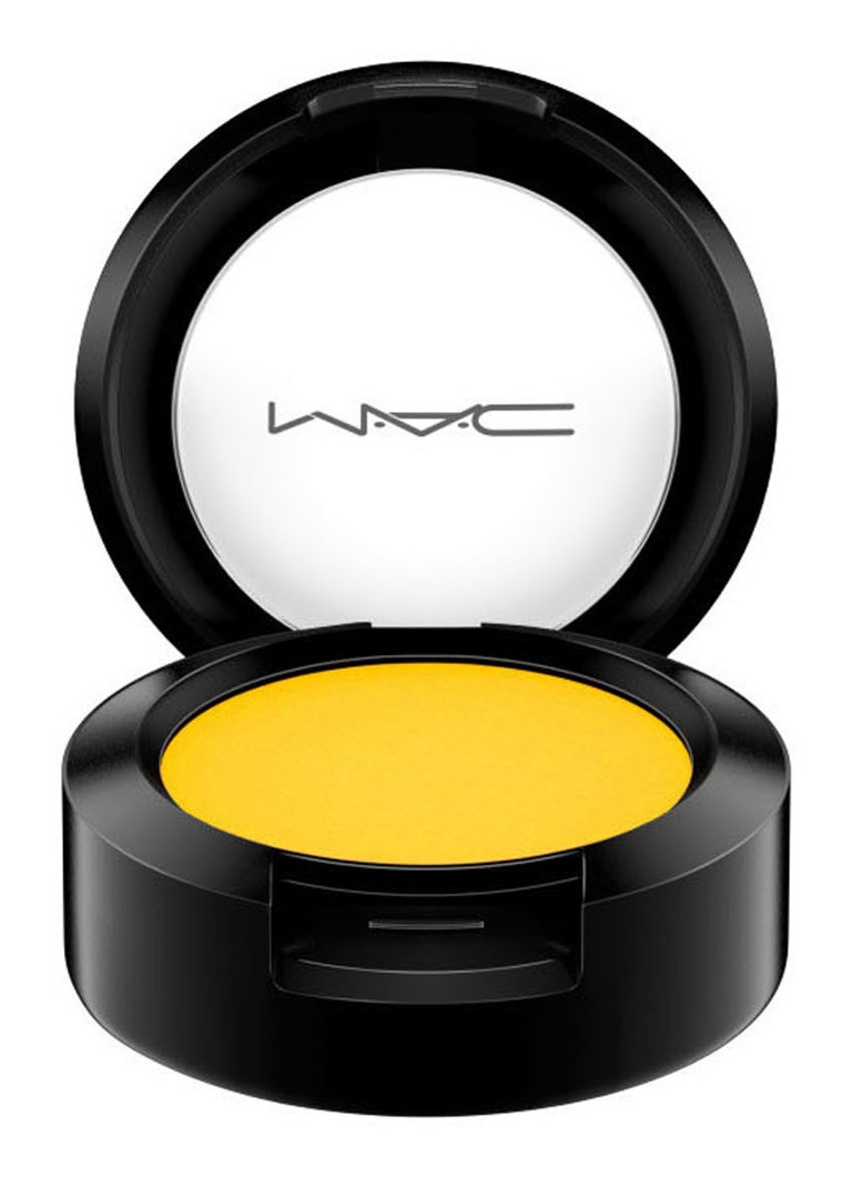 M·A·C - Eye Shadow - oogschaduw - Chrome Yellow