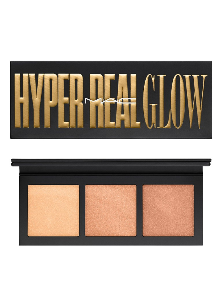 M·A·C - Hyper Real Glow Palette - highlighter palette - Get It Glowin'