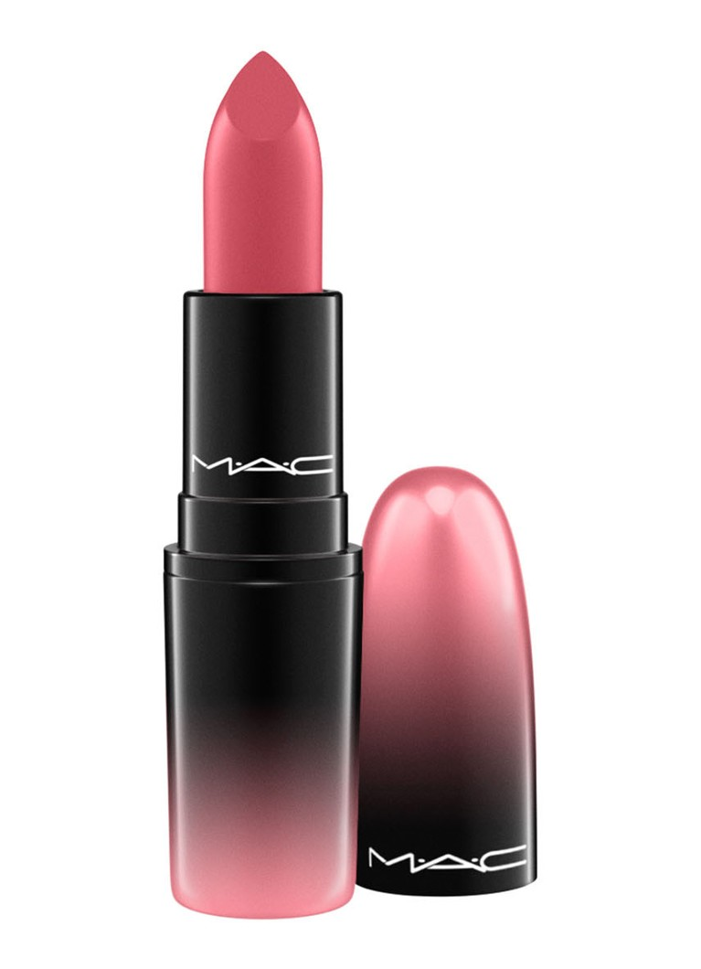 M·A·C - Love Me Lipstick  - As If I Care
