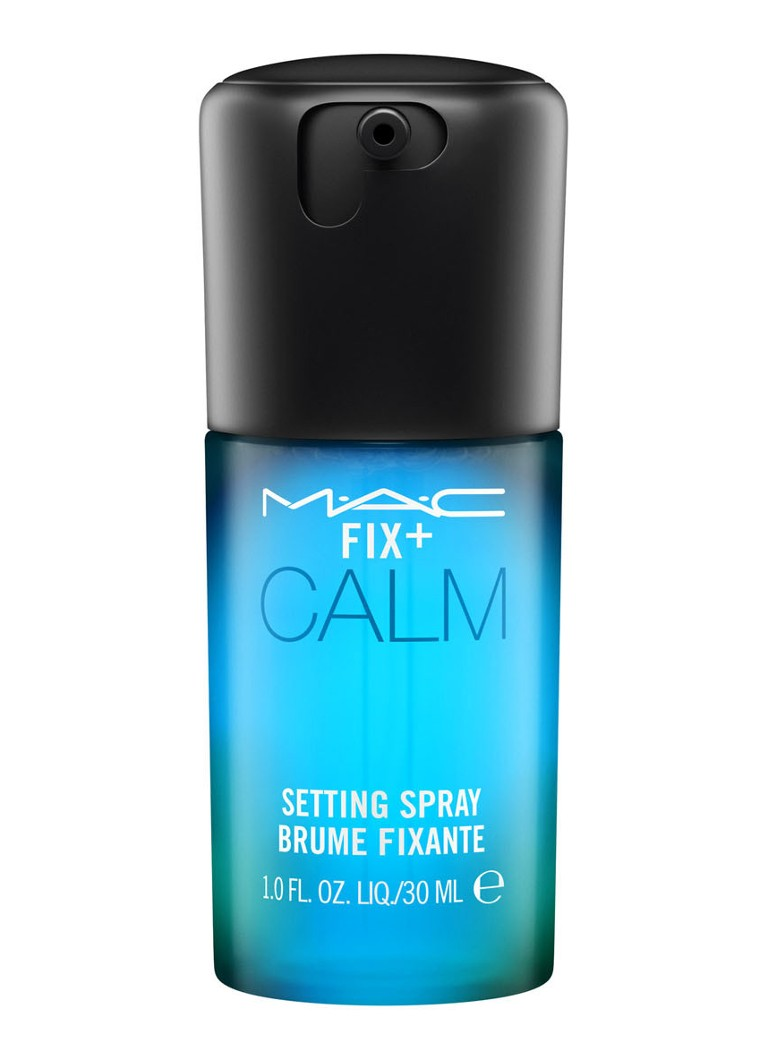 M·A·C - Mini Fix+ Calm Setting Spray - mini Limited Edition make-up setting & fixing spray - null