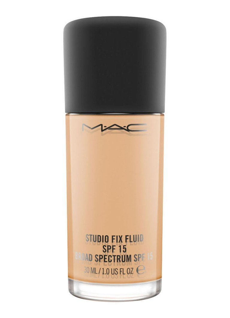 M·A·C - Studio Fix Fluid SPF 15 - foundation - NC37