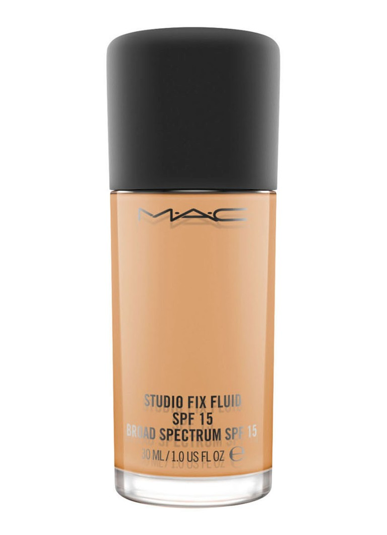 M·A·C - Studio Fix Fluid SPF 15 - foundation - NW40