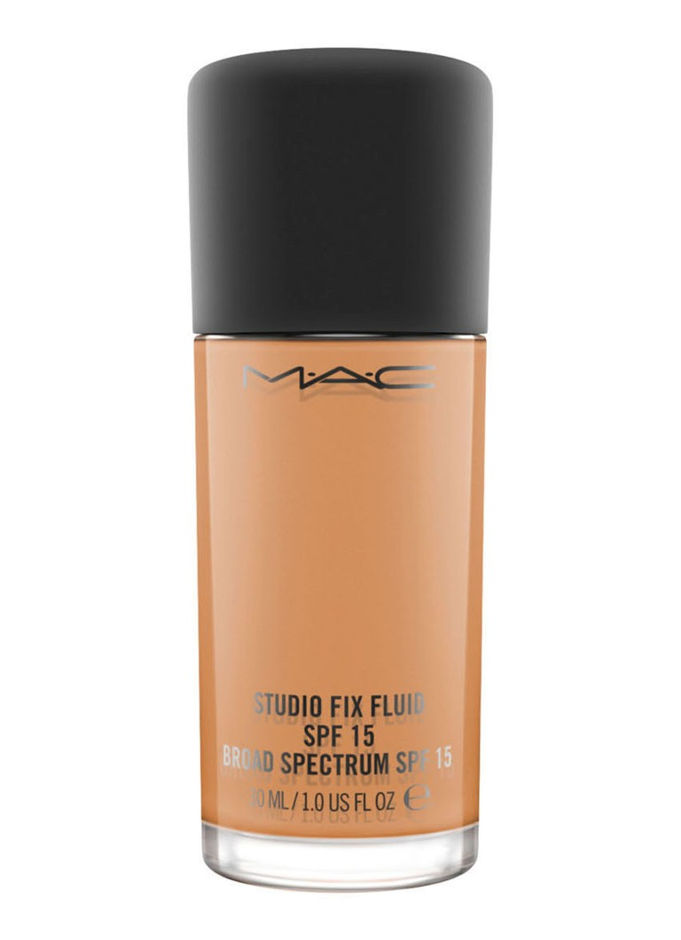 M·A·C - Studio Fix Fluid SPF 15 - foundation - NW43