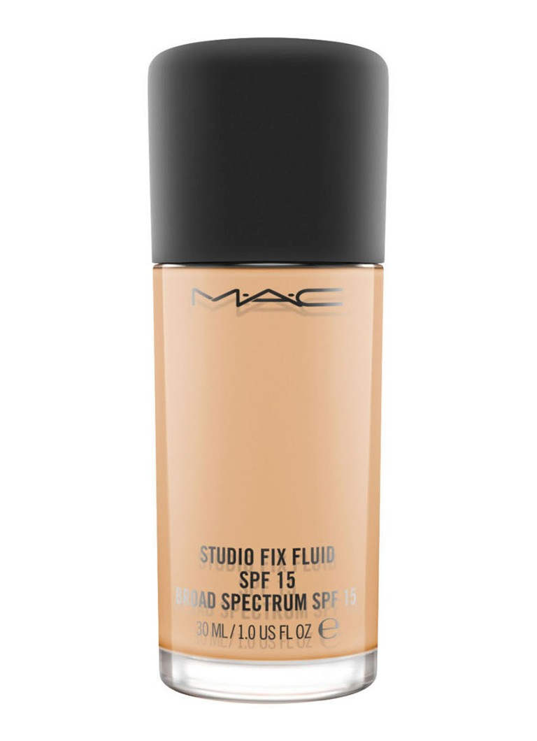M·A·C - Studio Fix Fluid SPF15 - foundation - NC37