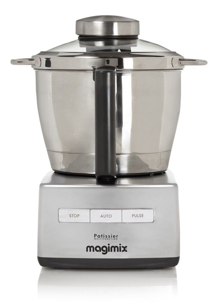 magimix 6200 xl p tissier keukenrobot mixer 4 9 liter de bijenkorf. Black Bedroom Furniture Sets. Home Design Ideas