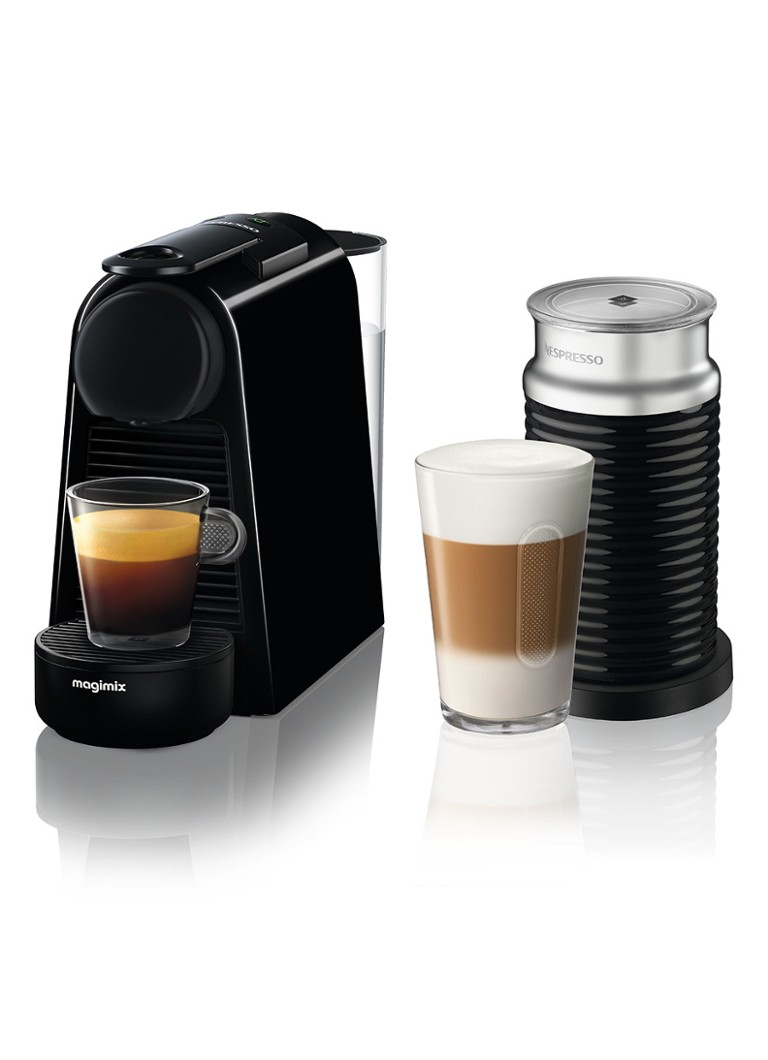 Magimix - Essenza Mini Bundle Nespresso machine  -