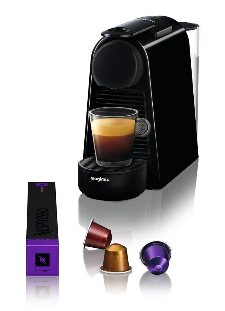Magimix - Essenza Mini Nespresso machine - Zwart