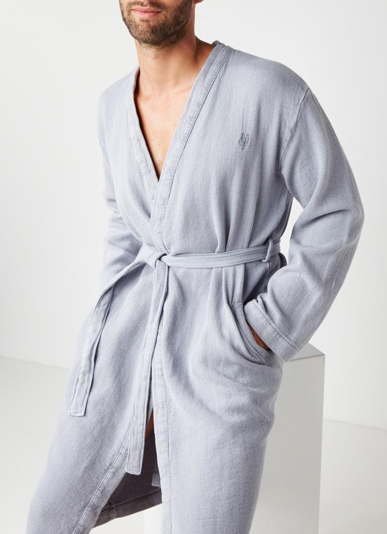 Marc O Polo Svor badjas van katoen • de Bijenkorf f1ac01902