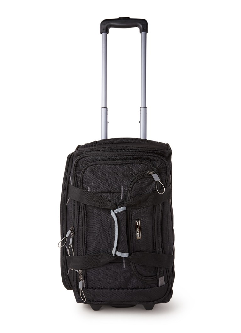 March - Gogobag S trolley 53 cm - Zwart