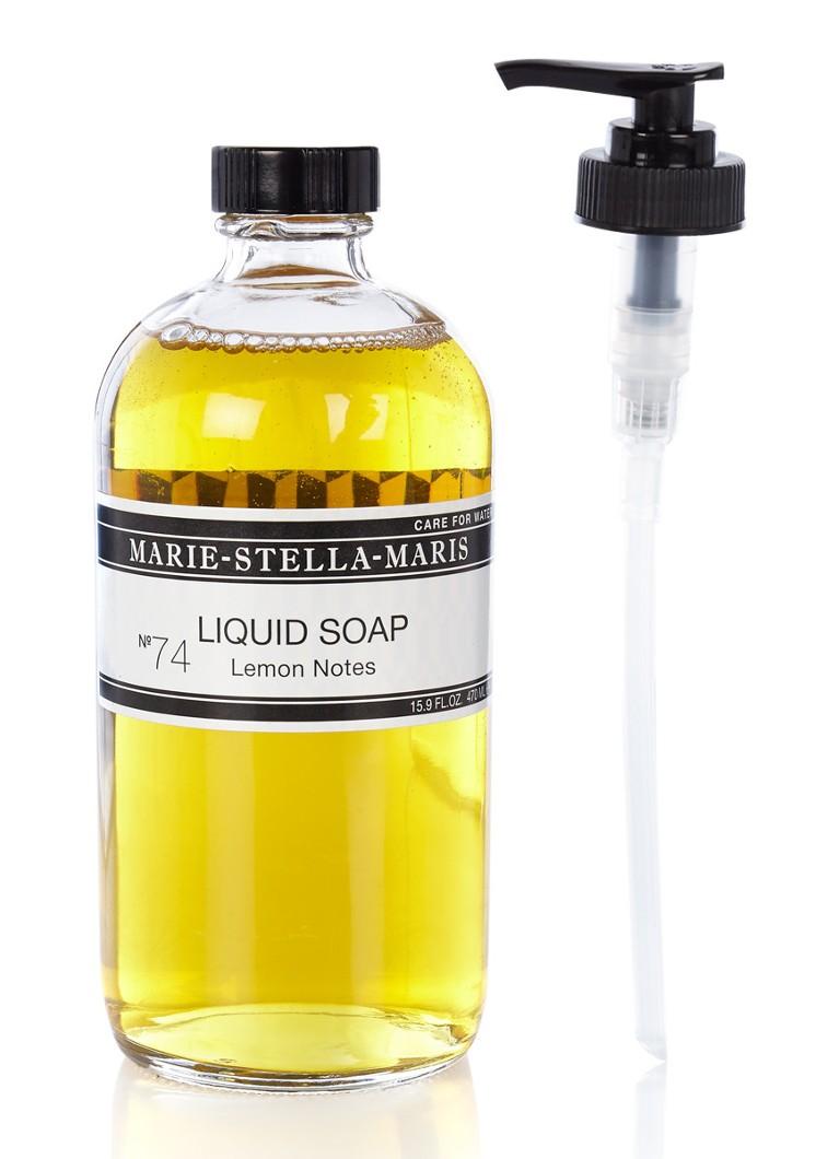 marie stella maris lemon notes handzeep douchegel 470 ml de bijenkorf. Black Bedroom Furniture Sets. Home Design Ideas