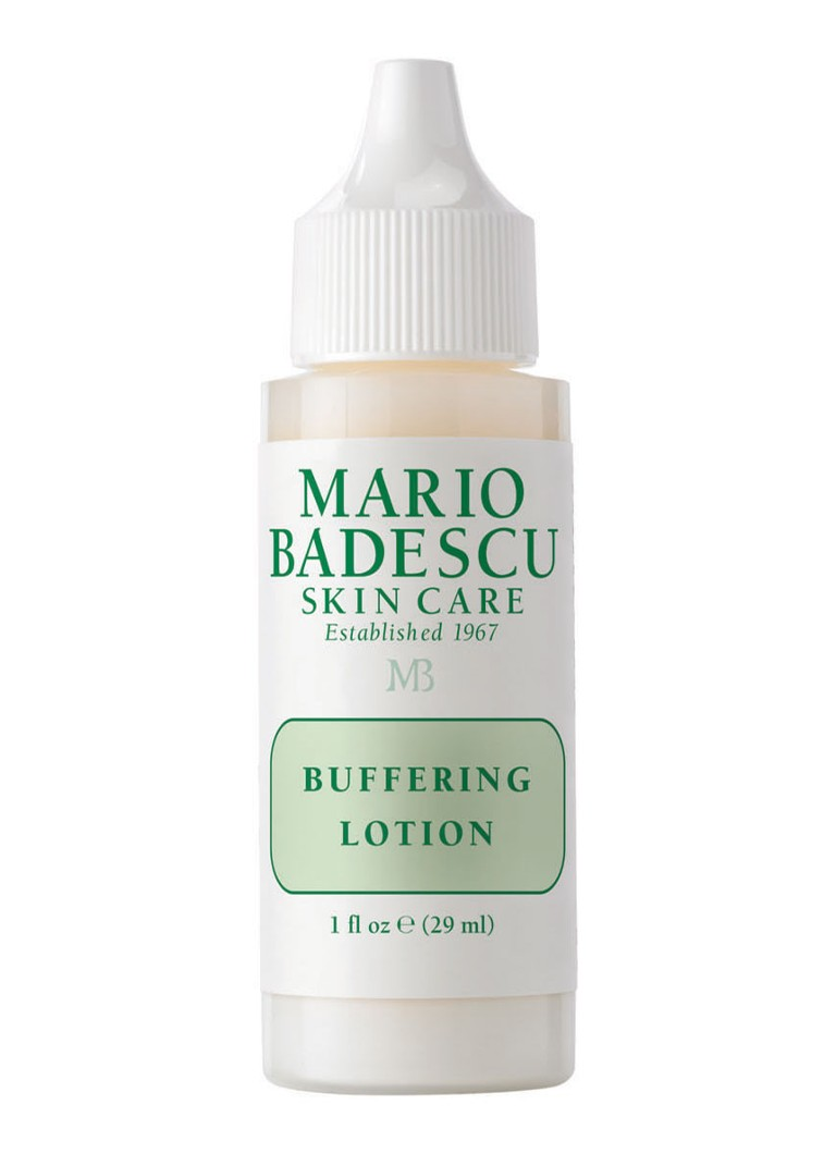 Mario Badescu - Buffering Lotion - spot treatment acnéverzorging - null