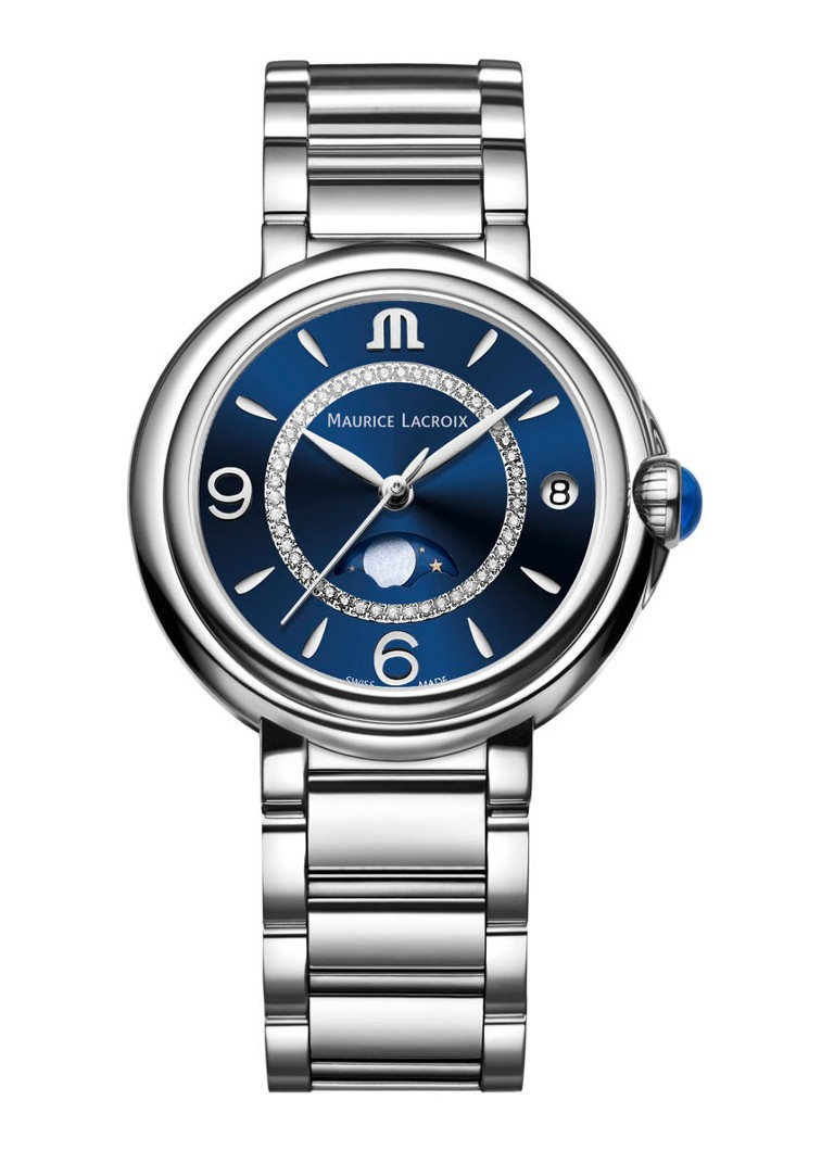 Maurice Lacroix - Fiaba horloge FA1084-SS002-420-1 - Zilver