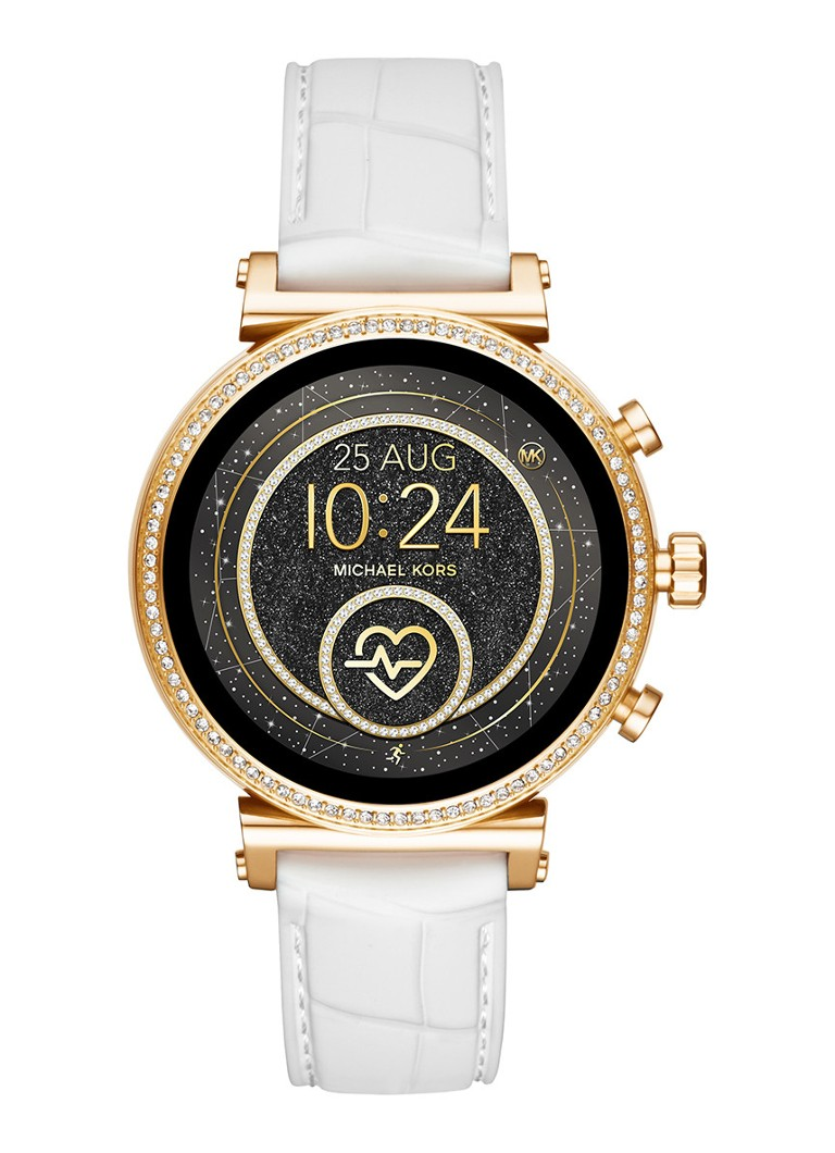 Michael Kors - Sofie Heart Rate smartwatch MKT5067 - Goud