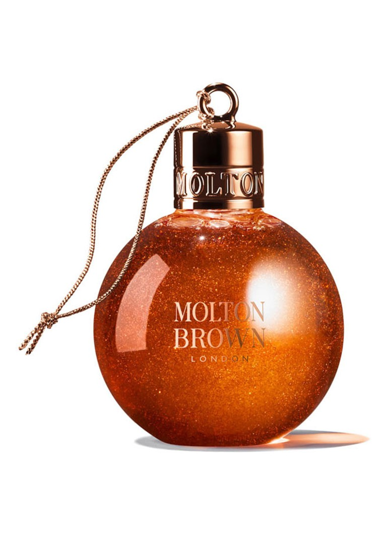 Molton Brown - Bizarre Brandy Festive Bauble - Limited Edition douchegel -