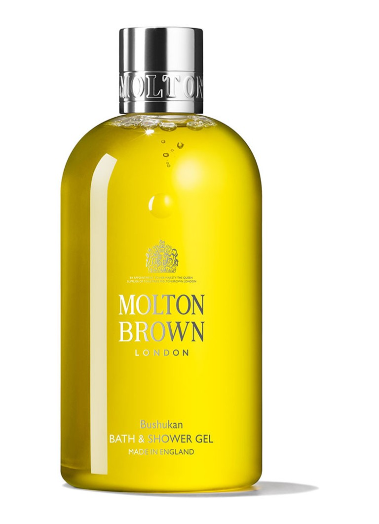 Molton Brown - Bushukan Bath & Shower gel - bad- & douchegel -
