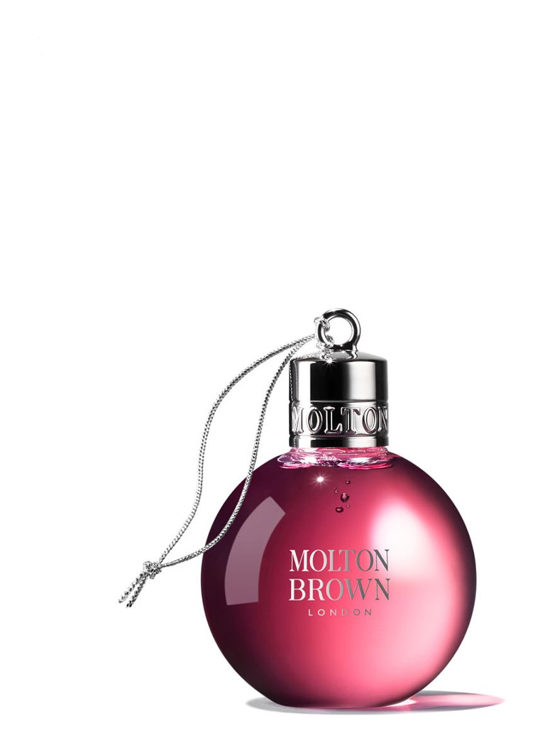 Molton Brown - Fiery Pink Pepper Festive Bauble - Limited Edition douchegel - null