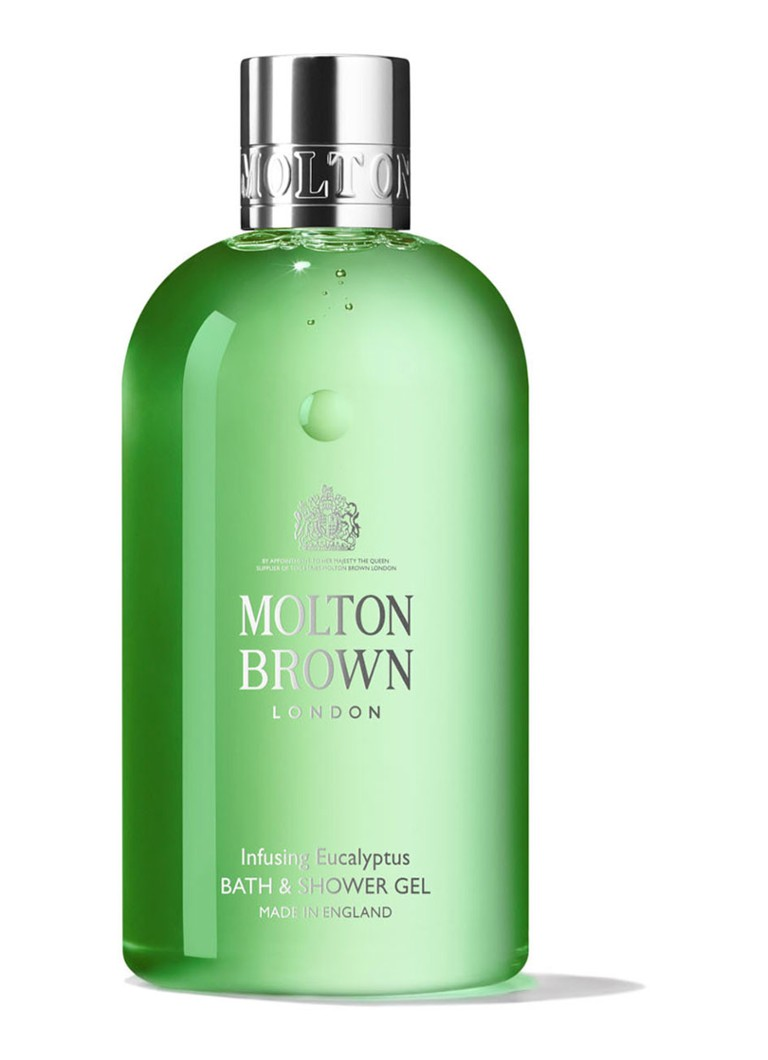 Molton Brown - Infusing Eucalyptus Bath & Shower gel - bad- & douchegel - null