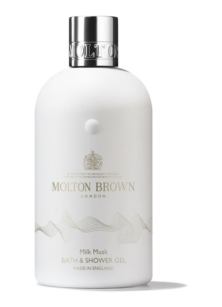Molton Brown - Milk Musk - Limited Edition bad- & douchegel - null
