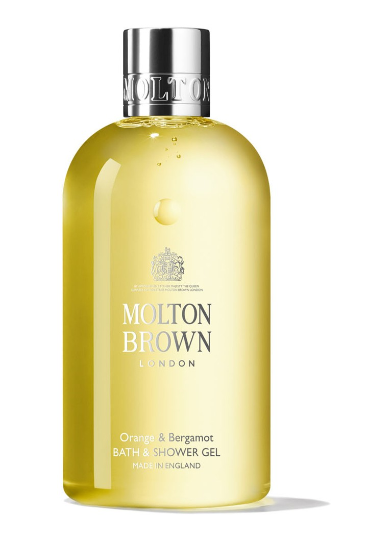 Molton Brown - Orange & Bergamot Bath & Showergel - bad- en douchegel -
