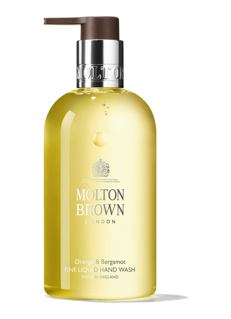 Molton Brown - Orange & Bergamot vloeibare handzeep 300 ml -