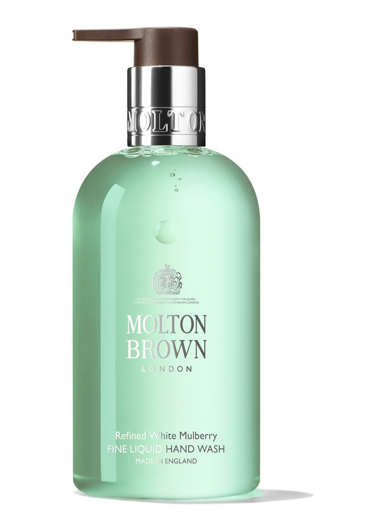 Molton Brown - Refined White Mulberry Fine Liquid Hand Wash - handzeep -