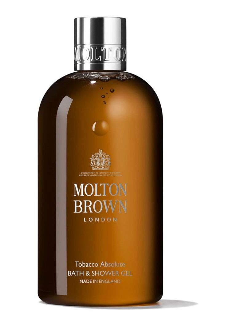 Molton Brown - Tobacco Absolute Bath & Shower Gel - bad- & douchegel - null