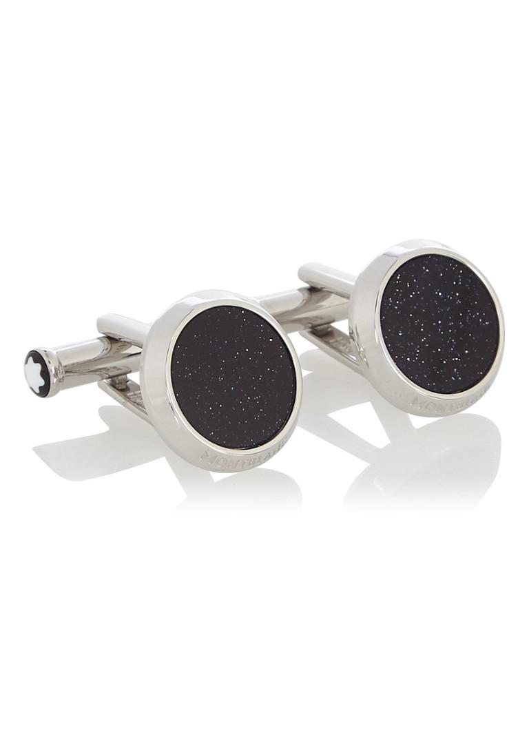 stopcontact heet product details voor Montblanc Meisterstück manchetknopen • de Bijenkorf