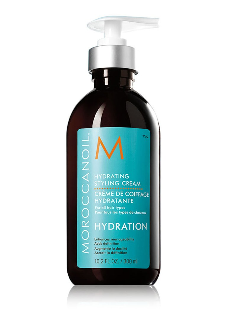 Moroccanoil - Hydrating Styling Cream - leave-in conditioner -