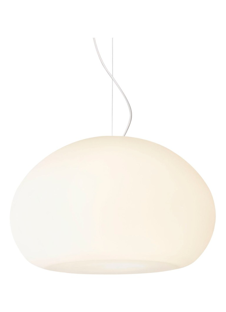 Muuto - Fluid hanglamp large - Wit