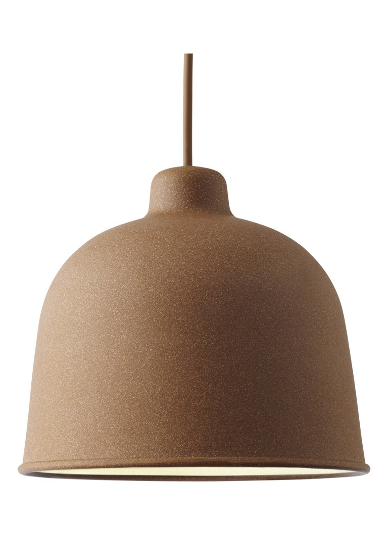 Muuto - Grain hanglamp LED - Naturel