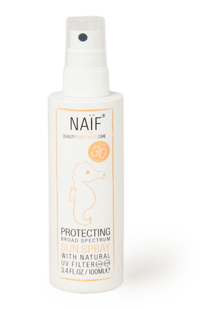 Naïf - Protecting Broad Spectrum Sunscreen SPF30 Natural Filter - zonnebrand -