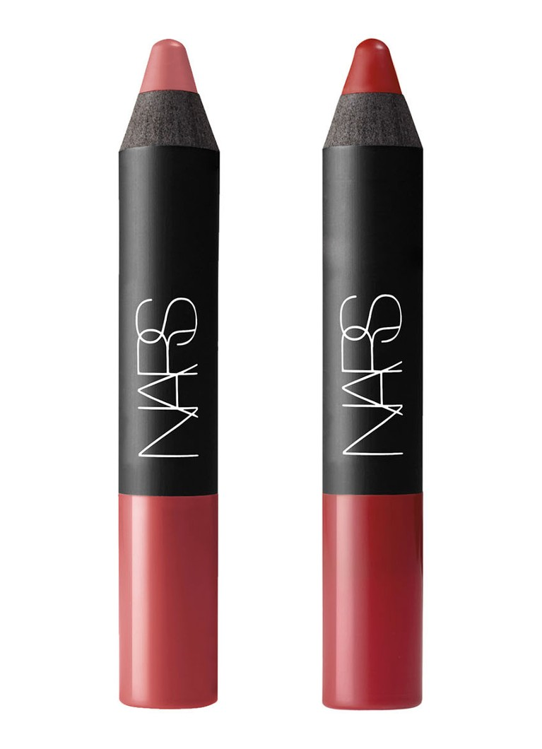 NARS - Mini Velvet Matte Lip Pencil Duo - mini lipliner set van 2 - null