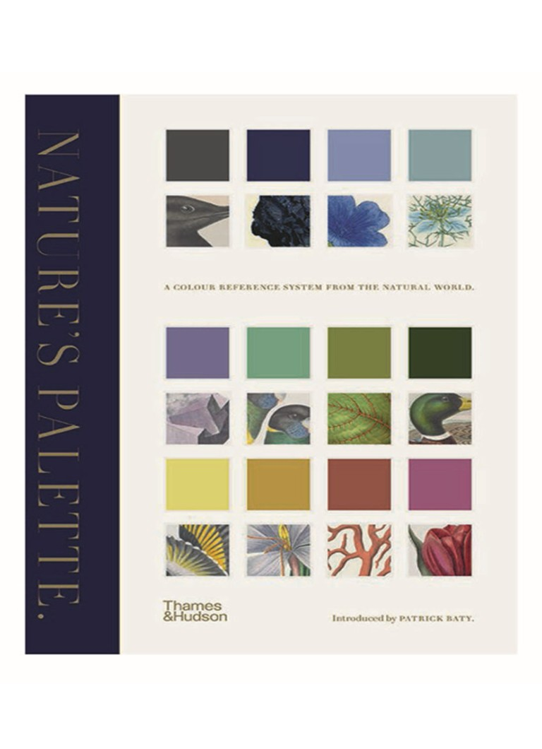 undefined - Nature'S Palette: A Colour Reference System From The Natural World - Donkerblauw