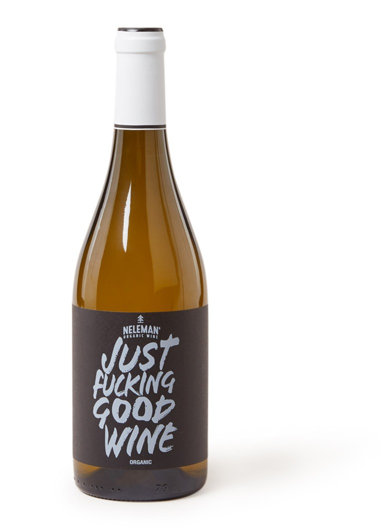Neleman - Just Fucking Good Wine witte wijn 750 ml - null