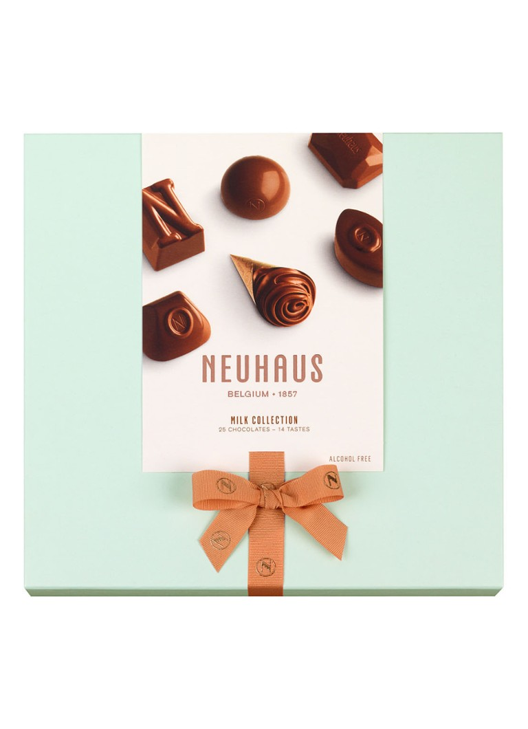 Neuhaus - Milk Collection bonbons 25 stuks - null