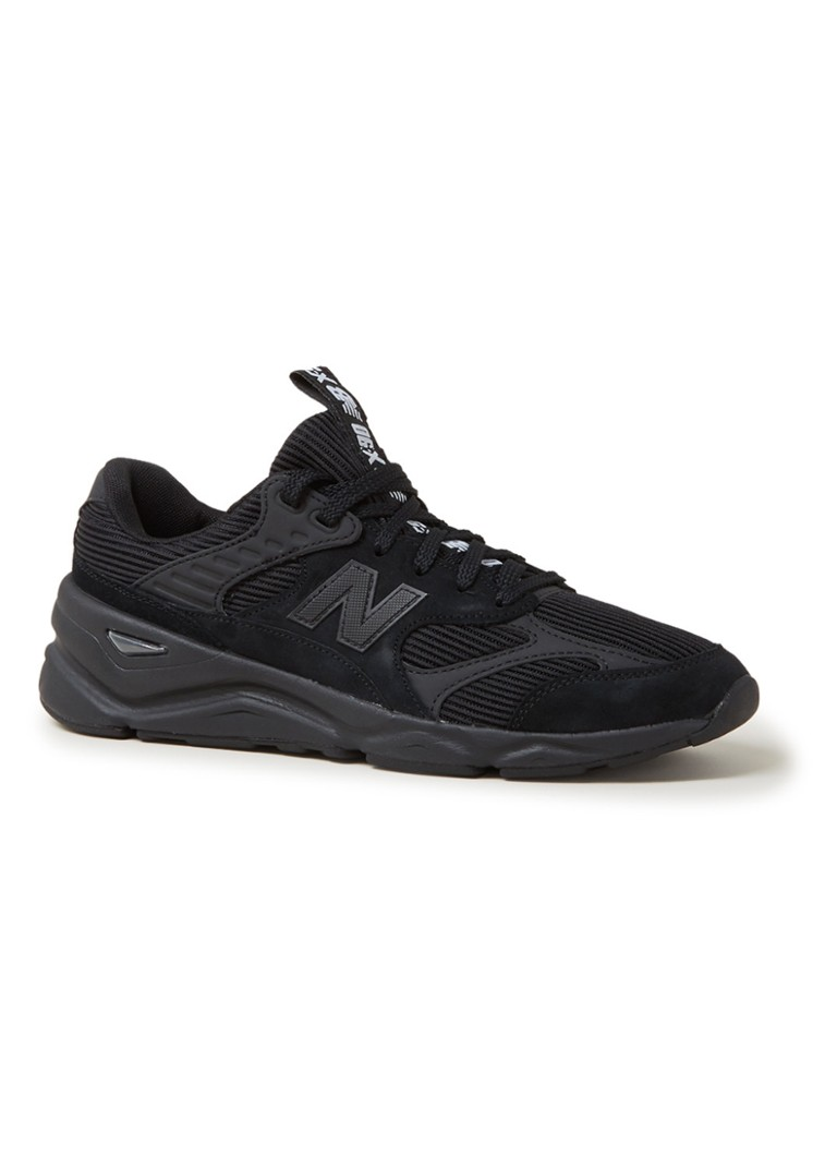 4c1621e753c New Balance MSX90 sneaker met suède details • de Bijenkorf