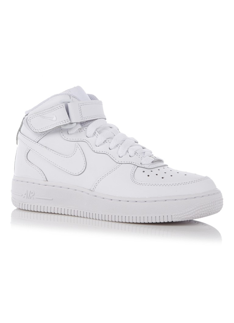 Nike - Air Force 1 Mid sneaker - Wit