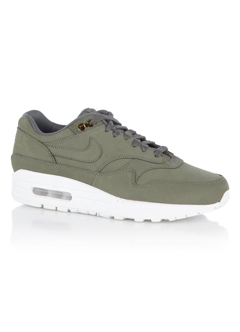 size 40 9dd70 48e54 ... sweden nike air max 1 premium sneaker van leer u2022 de bijenkorf d8cb6  d3eac
