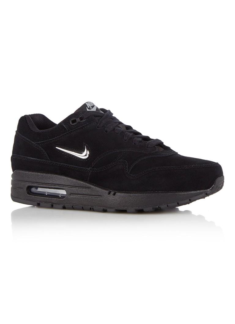 04c32b0196b ... get nike air max 1 premium sneaker van suède u2022 de bijenkorf 712f5  9d3ab