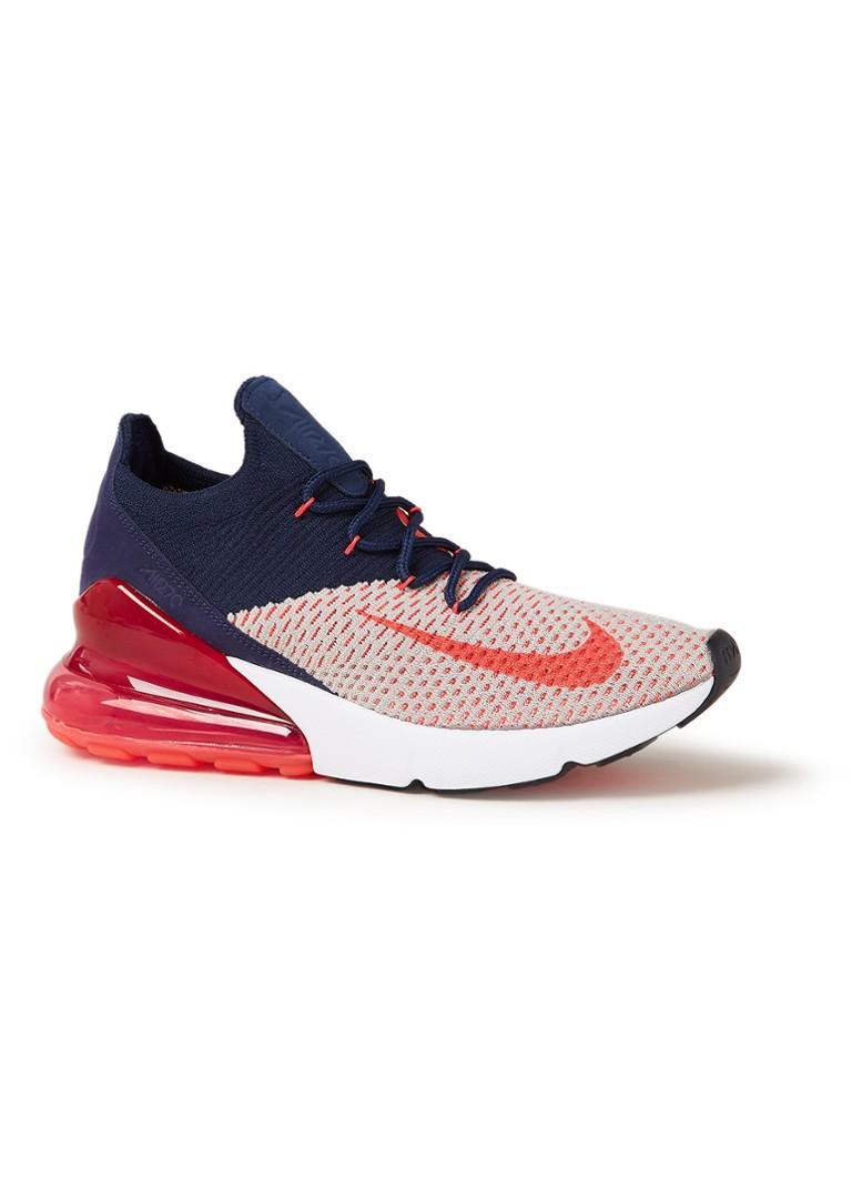 size 40 d50e5 0c025 Nike Air Max 270 Flyknit sneaker • de Bijenkorf